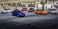 Audi Sport празнува 25 години от пускането на първия Audi RS-модел