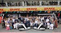 Формула 1: Класиране при отборите след Гран при на Германия 2019