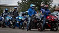 Близо 500 мoтоциклета се събраха в Боровец  за втората Suzuki  GSX-R фен среща