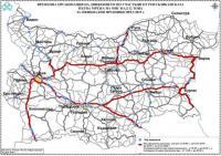 Днес от 16 ч. до 20 ч. се спира движението на камионите над 12 т по автомагистралите