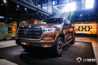 """Great Wall Motors пусна в продажба пикапите от новата """"P"""" серия"""