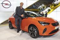 Посланникът на марката Opel Юрген Клоп е Световен футболен мениджър на годината 2019