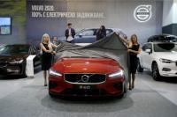 Шведският премиум бранд Volvo представя своите пет ключовите моделa на Автосалон София 2019