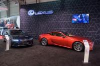 LEXUS представя три премиери по време на Автомобилен салон София 2019