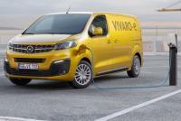 Това е електрическото Vivaro на Opel