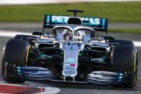 Формула 1: Класиране при пилотите Сезон 2019