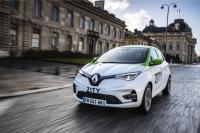 GROUPE RENAULT и FERROVIAL пускат 500 електромобила за наемно ползване в Париж