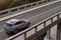 Новият Ford Kuga обещава с до 28% по-добра горивна икономичност
