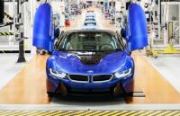 BMW спря i8