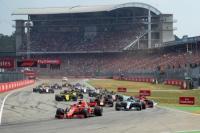 Формула 1 губи почва в Германия