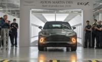 ASTON MARTIN стартира производството на DBX