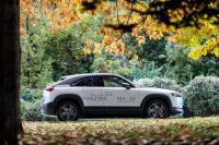 Mazda MX-30 изминава до 265 км. и се зарежда за 40 минути