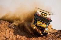 Дакар 2021: при камионите етапна победа спечели чехът Мартин Мачик