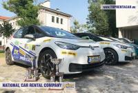 Първо място за Top Rent A Car на Eco Rally Bulgaria 2021