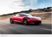 Tesla отлага пазарния дебют на спортния модел Roadster