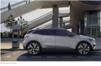 Renault Megane минава на ток с 60 kWh батерия и до 470 км пробег