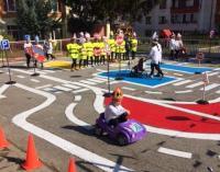 Деца ще усвояват правилата за движение на площадка по пътна безопасност