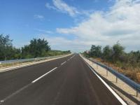"""Шофьорите да карат с повишено внимание между 20-ти и км 26-ти км на АМ """"Марица"""" в двете посоки"""